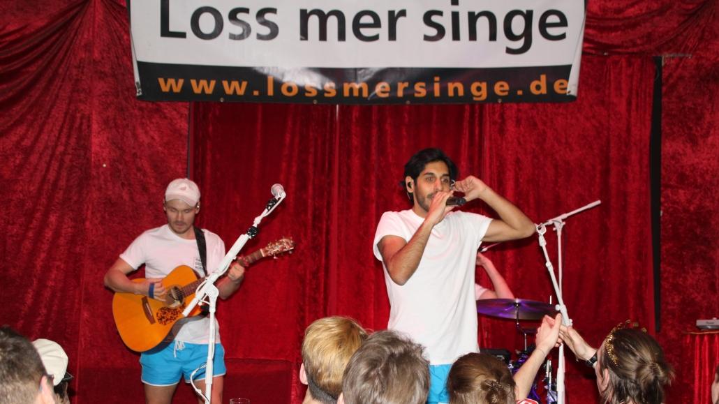 Loss Mer Singe 2021 Lieder